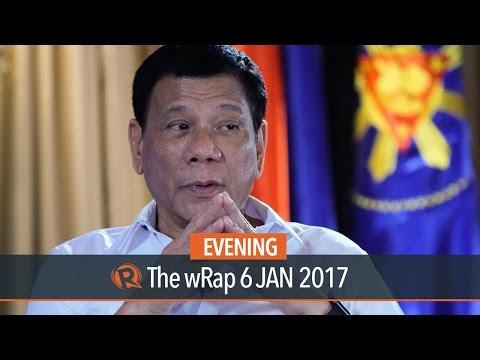 83% of Filipinos trust, approve of Duterte – Pulse Asia