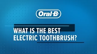 Gambar cover Oral-B: What is the best electric toothbrush?