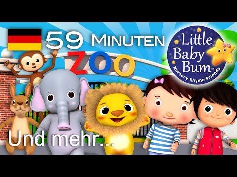Zoo Lied   Und noch viele weitere Kinderlieder   von LittleBabyBum