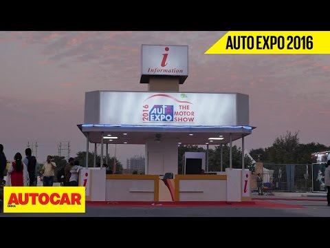 Auto Expo 2016 | Complete Coverage | Autocar India