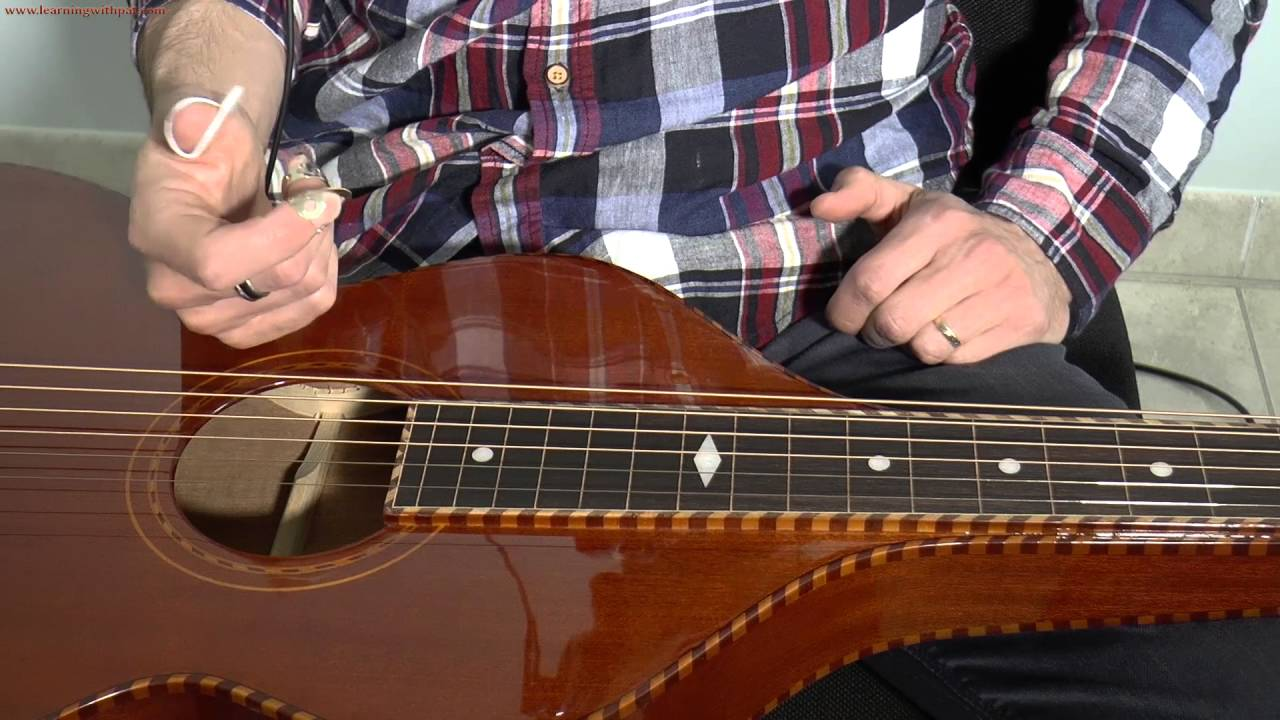 Introduction To Open D Tuning For Weissenborn Dobro Lap
