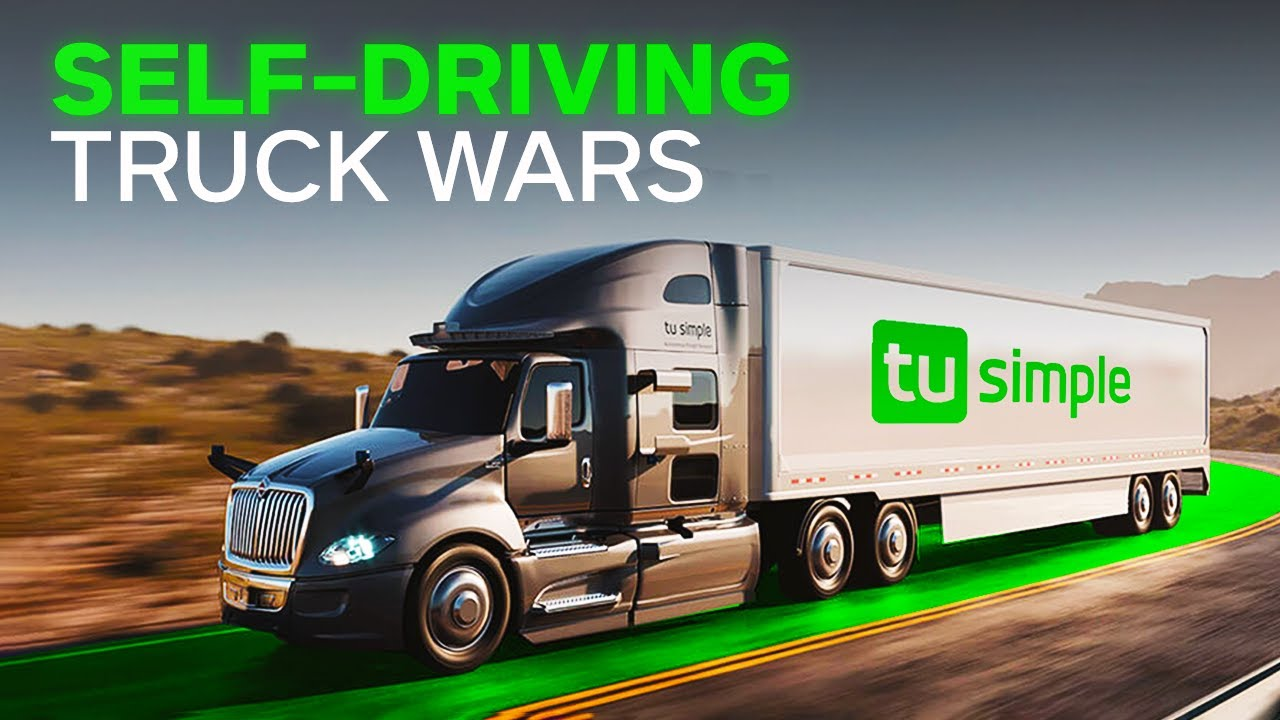 How TuSimple Plans To Compete With Tesla