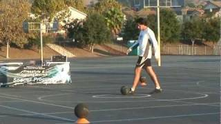 SISM Street Soccer - Ground Moves