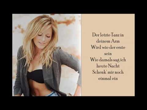 Ewig Ist Manchmal Zu Lang - Helene Fischer - (Lyrics)