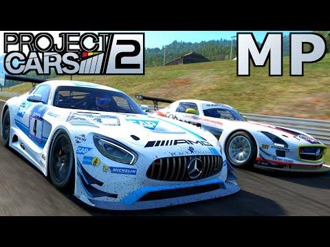 GT3 Rennen in Spielberg | Project CARS 2 Online Multiplayer mit rAii & Dookie | 4K Deutsch