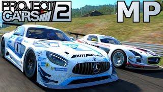 GT3 Rennen in Spielberg   Project CARS 2 Online Multiplayer mit rAii & Dookie   4K Deutsch