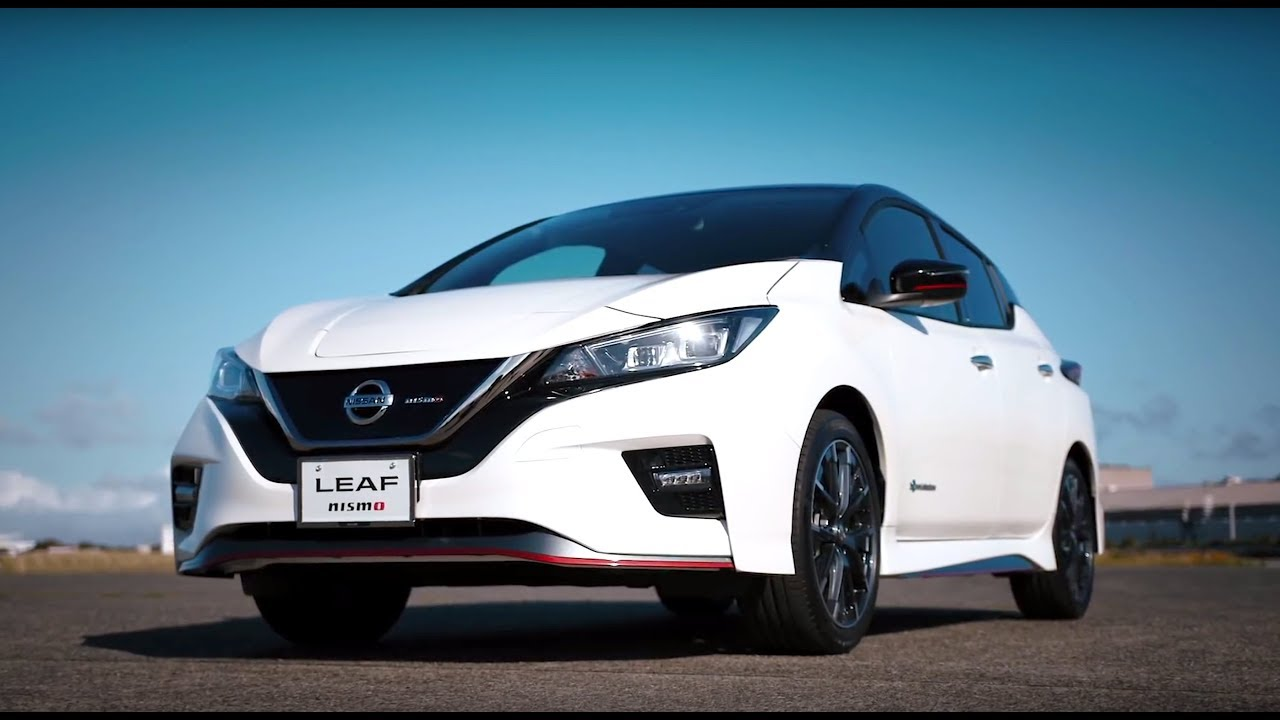 Nissan Leaf Nismo Makes World Debut