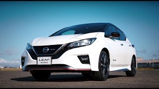 Nissan Leaf Nismo Makes World Debut