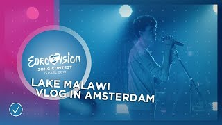 Lake Malawi 🇨🇿 travelled to Amsterdam for Eurovision In Concert - Vlog
