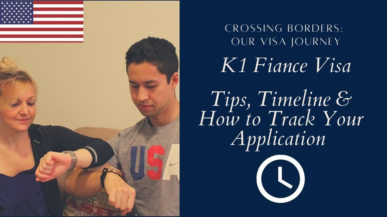 Processing Times Fiance Visa - How long does it take? How to check your  status? 2018