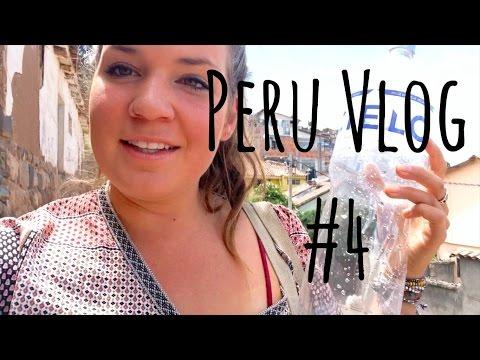 Peru Vlog 4 - exploring Cusco solo, my routine