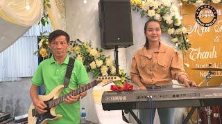Đường Về Hai Thôn - Mc Diệu Thu hát live cùng band Điện Tử Sơn hay quá cả nhà ơi