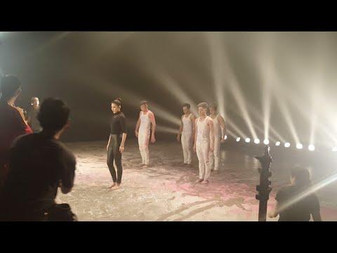 vlog 7 (behind the scenes MV Tabah)