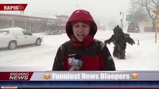 44 Funniest News Bloopers