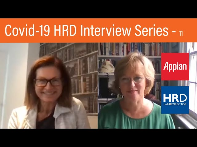 Interview with Justine Dinter, CPO, Breaking Wave AND Birthe Mester, MD   Global Head, Deutsche Bank