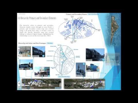 Urban Design and Planning: Advanced Software Skills Art Work Portfolio