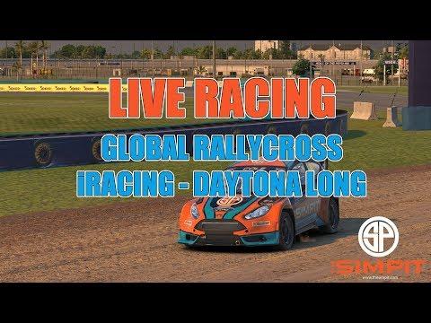 Red Bull Global Rallycross - First Race Redo DNF - Ford Fiesta RS WRC