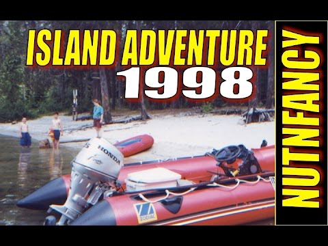 1998 Whale Adventure: Nutnfancy Archive Footage!
