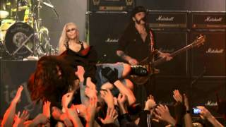 Motörhead (New York 2011) [03]. Killed By Death (featuring Doro Pesch and Todd Youth)