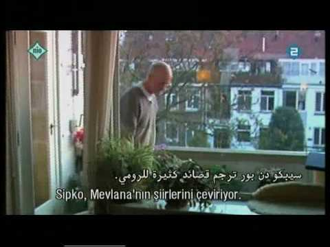 2007, Unesco Year of Mevlana Rumi - a Dutch television interview