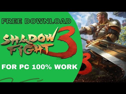 How To Install Shadow Fight 3 On PC Free No Need License Key | Shadow Fight 3 PC