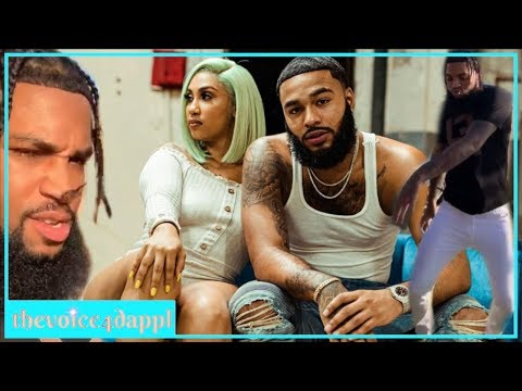 Queen Naija BF Clarence Came For Chris Sails After