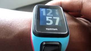 review tomtom runner 2 cardio music gps sports activity watch w music tomtom spark