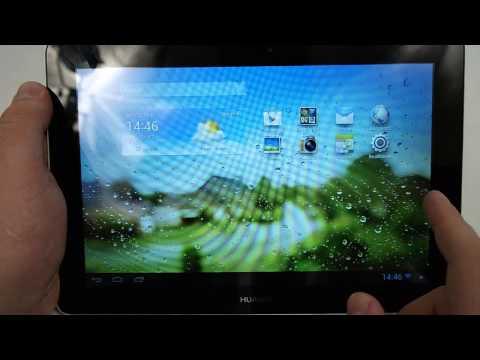 Huawei MediaPad 10 Link hands-on