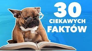 30 FAKTÓW I CIEKAWOSTEK -o których nie miałeś pojęcia