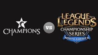Korea Champions vs NA LCS Game1 - All-Star 2013 D3