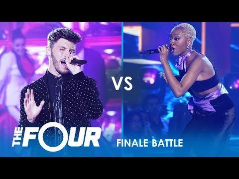 James Graham vs Leah Jenea: THE REMATCH! | Finale | The Four