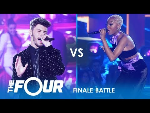 James Graham vs Leah Jenea: THE REMATCH! | Finale | The Four