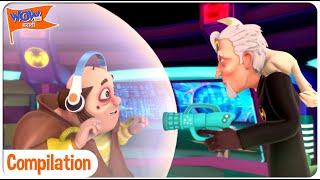 Vir The Robot Boy In Marathi | Compilation 11 | Wow Kidz मराठी