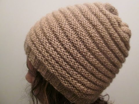 Tricot – Bonnet original  par Patchcath