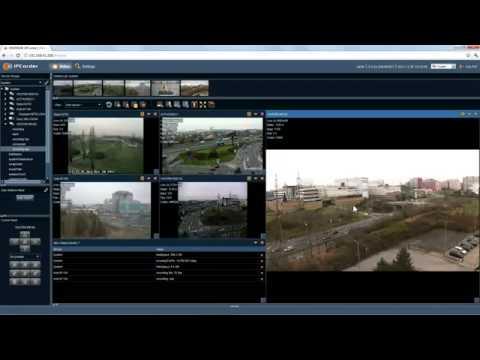 Rejestratory NVR IPCorder Koukaam