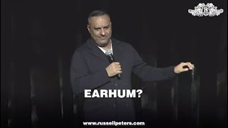 Earhum? | Russell Peters