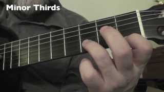 Double Stops: Guitar Lesson in Thirds with John Francis