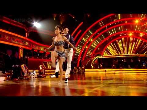 Kara Tointon & Artem Chigvintsev  Charleston Strictly Come Dancing  Week 4