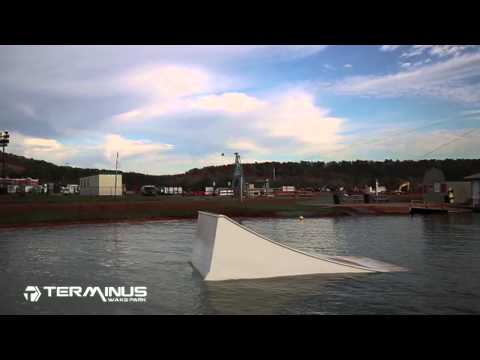 Terminus Wake Park -- North America's Largest Cable Wake Park