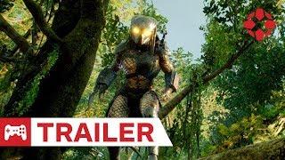Predator: Hunting Grounds játékmenet előzetes - Gamescom 2019