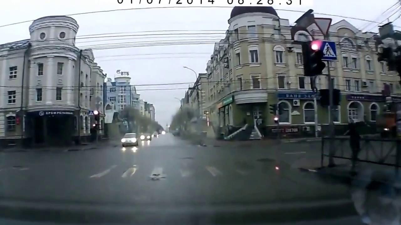 ДТП Рязань Атрон