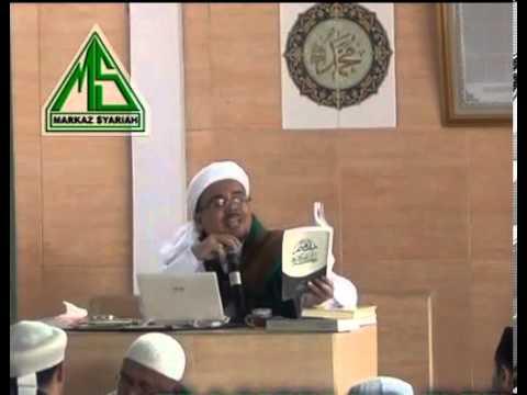 Habib Rizieq: Wahabi Memfitnah Syekh muhamad bin Abdul Wahab