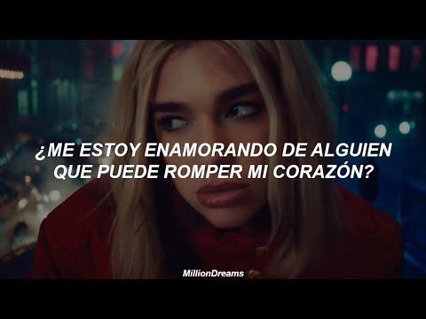 dua-lipa---break-my-heart-(español-+-video)