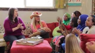 Full Circle Exchange - Job Readiness Program, The Art Barn