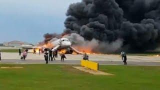 Investigation into Russian plane crash presses on