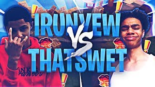 iRunYew vs. ThatsWet (THE REMATCH)