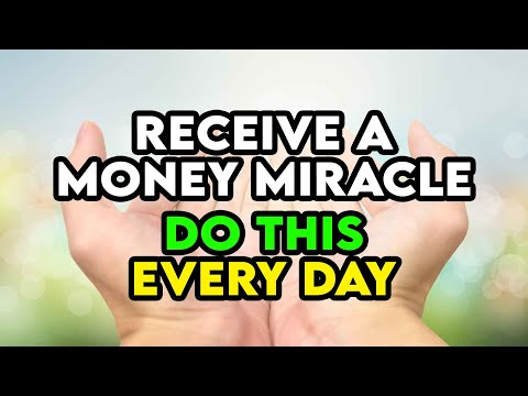 🙏 PRAYER FOR MONEY MIRACLES: DO THIS EVERY DAY FOR A FINANCIAL BREAKTHROUGH. MANIFEST ABUNDANCE NOW