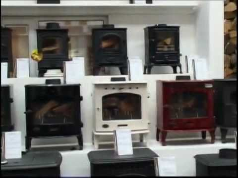 Franco Belge Stoves At The Fireplace Superstore Youtube