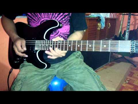 Khalifah - Cinta Dan Sayang (Guitar Solo Cover)