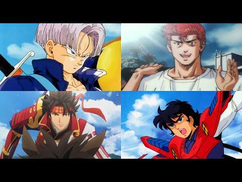 Takeshi Kusao - Personagens